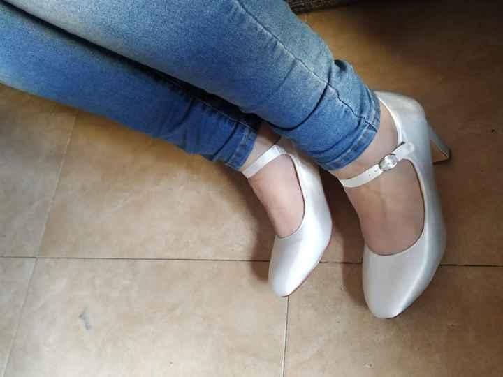 Zapatos conseguidos!!!! - 3