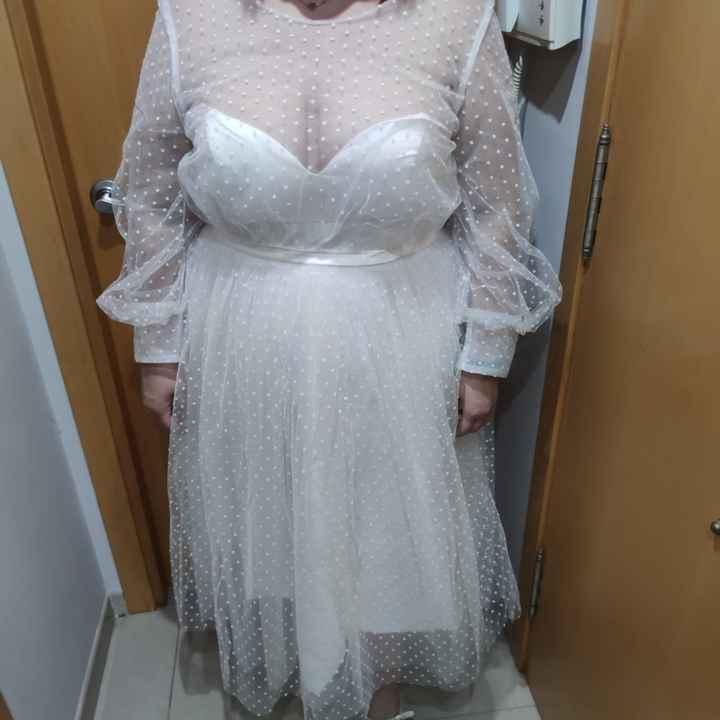 Vestido en Aliexpress? - 2