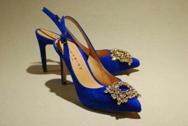 zapatos novia azules - moda nupcial - foro bodas