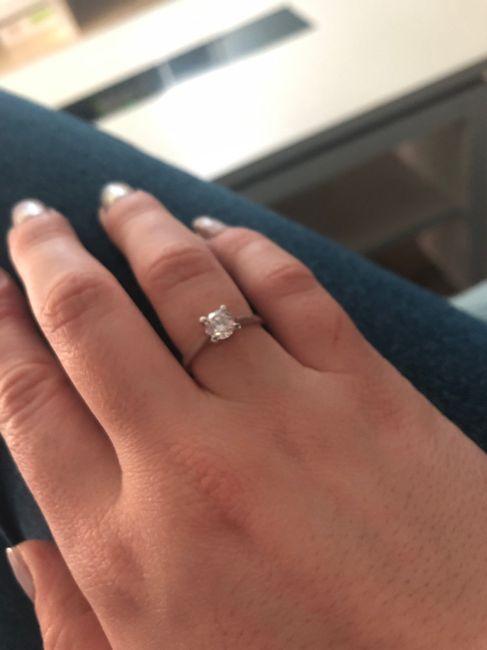 ¡Comparte una foto de tu anillo de pedida! 💍 4