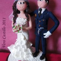 Muñecos boda