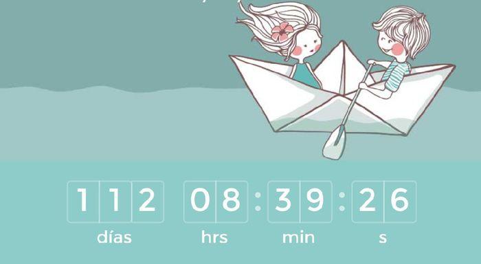 ¿Cuántos días le quedan a tu contador? - 1