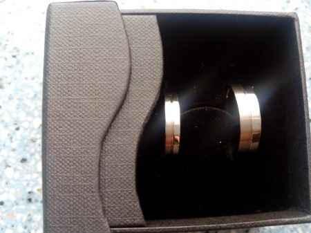 Donde comprar anillos de titanio en Girona - 1