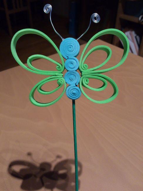Mariposas goma eva fotos - Mariposas goma eva ...