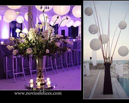 Decoracion con lamparas de papel organizar una boda foro - Lamparas de decoracion ...