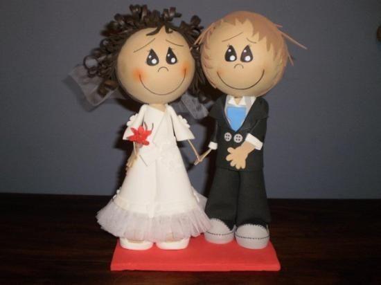 Muñecos personalizados baratitos para la tarta - 2