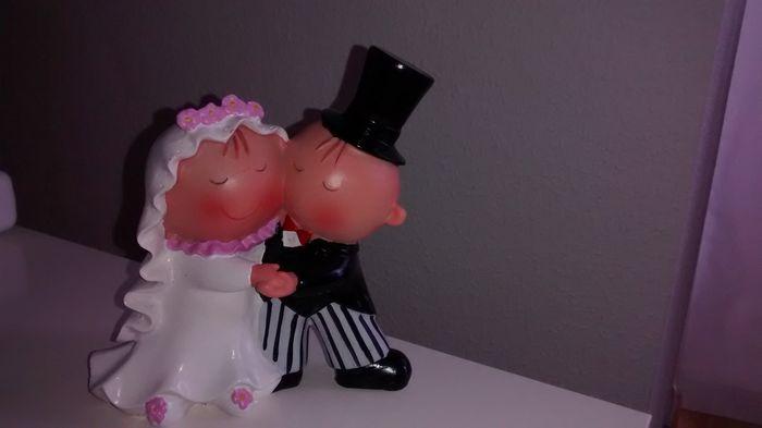 Mis muñequitos de tarta =)