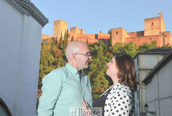 Nuestra PreBoda (Granada)