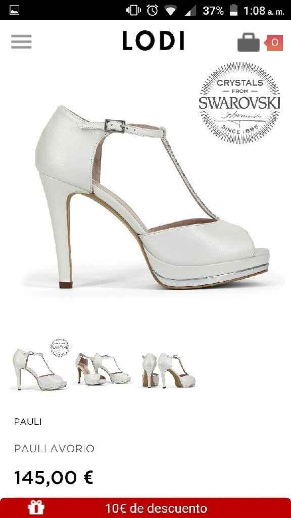 Zapatos de novia ! - 2