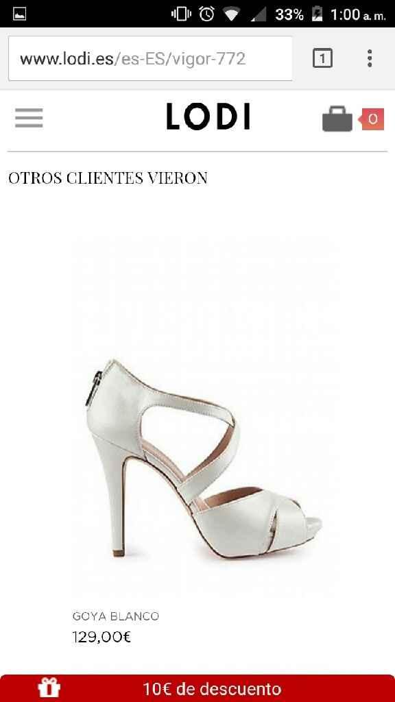 Zapatos de novia ! - 3