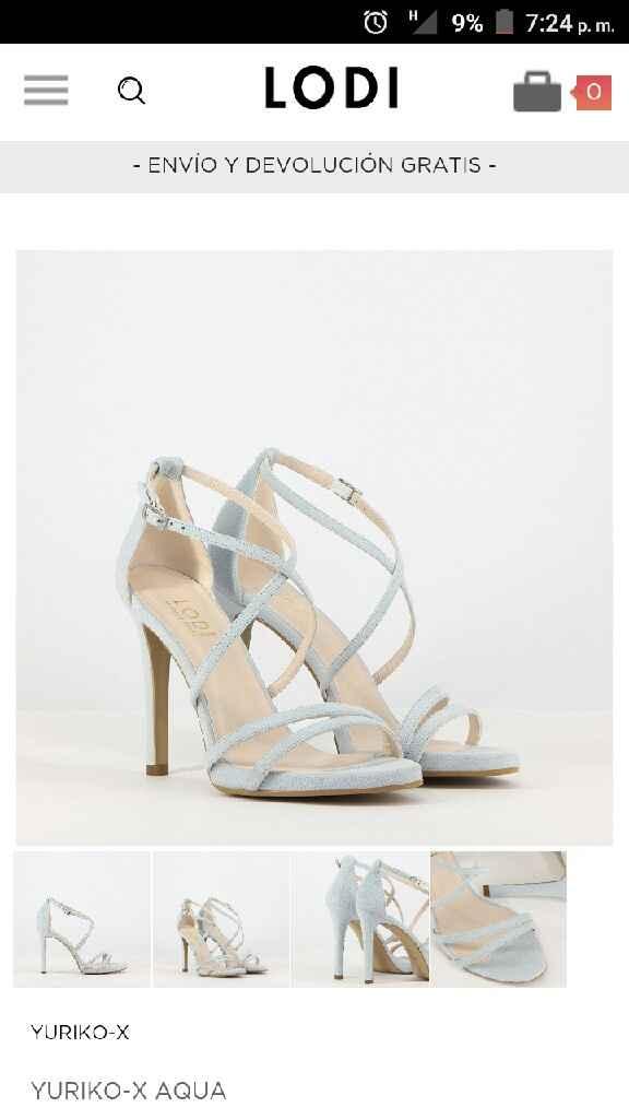Y al fin tengo zapatos!!! 👠 - 2