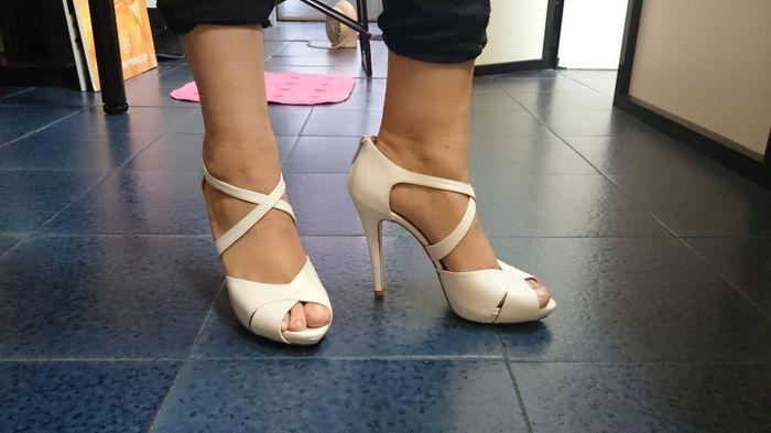 Son Cómodos Goya Modelo Página Nupcial Moda 5 De Lodi Zapatos nxqRAwIfA