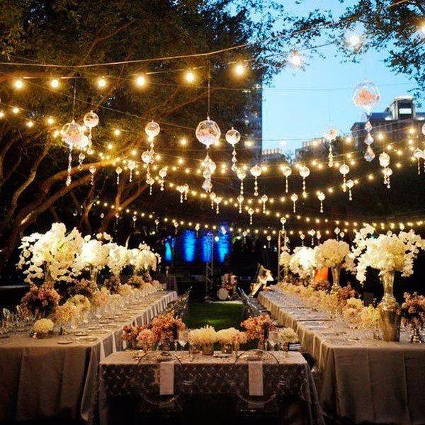 boda romántica bajo flores o luces? - ceremonia nupcial - foro