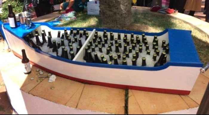 Barca cervezas - 2
