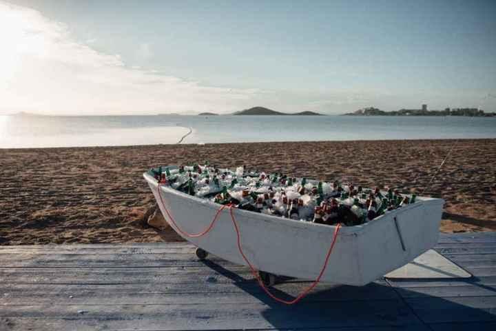 Barca cervecitas - 2