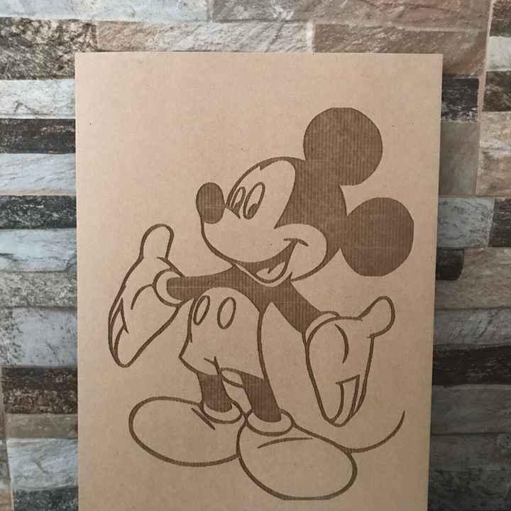 Centros de mesa Disney - 1