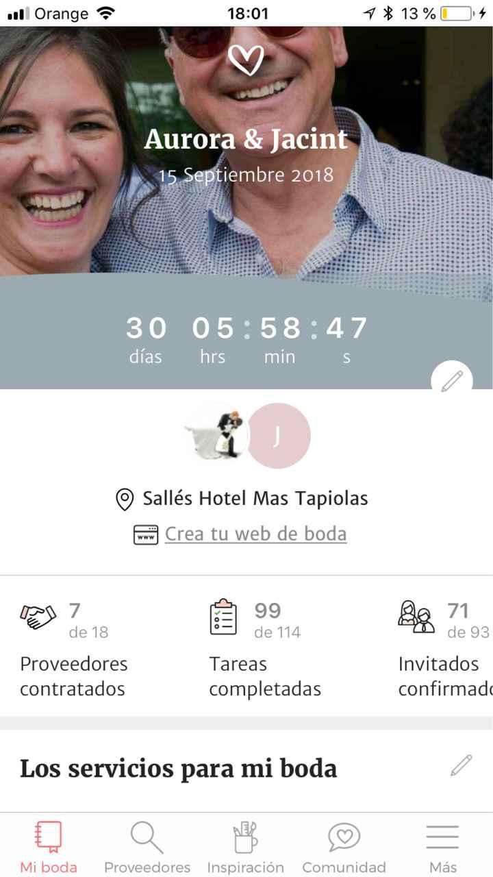 30 días!!!!!! - 1