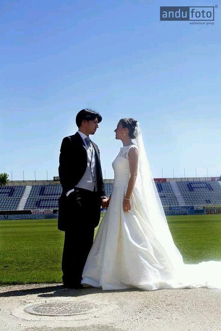Bodas futboleras organizar una boda foro - Organizar una boda ...