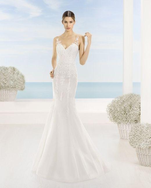Cuanto cuesta un vestido luna novias