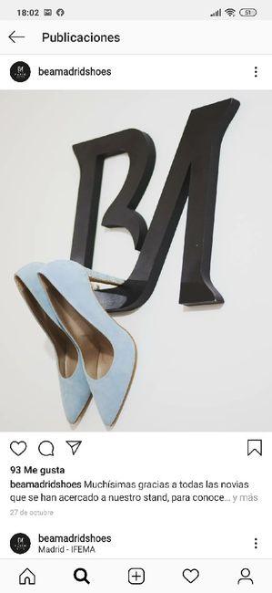 No encuentro zapatos para el día de mi boda 😥 necesito de vuestra ayuda 😥 7