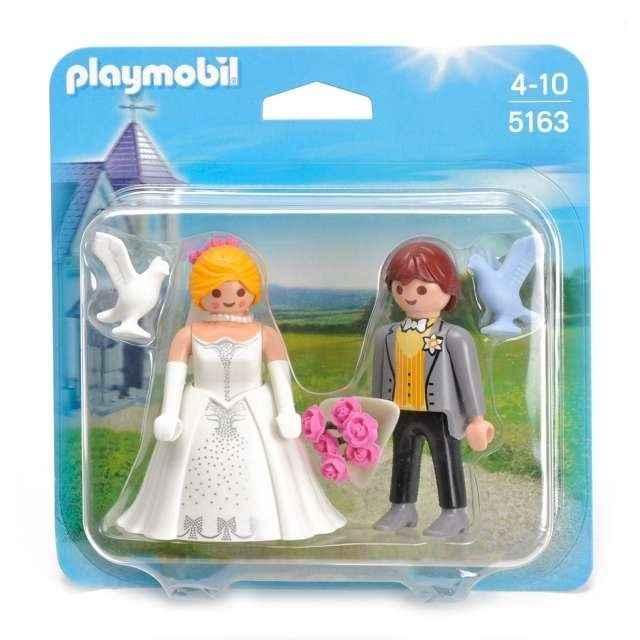 Novios Playmobil