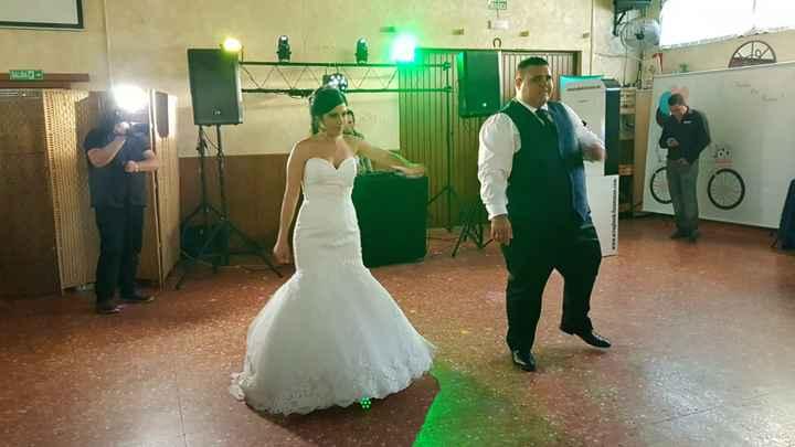 Nuestra gran y esperada boda!!!👰🏽❤️🤵🏽🥂 - 1