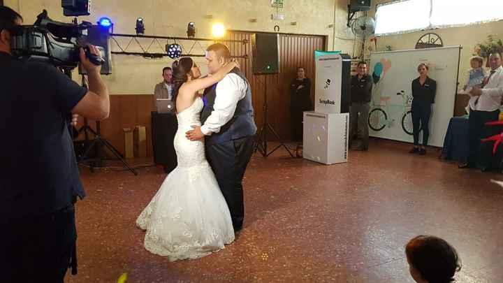 Nuestra gran y esperada boda!!!👰🏽❤️🤵🏽🥂 - 2