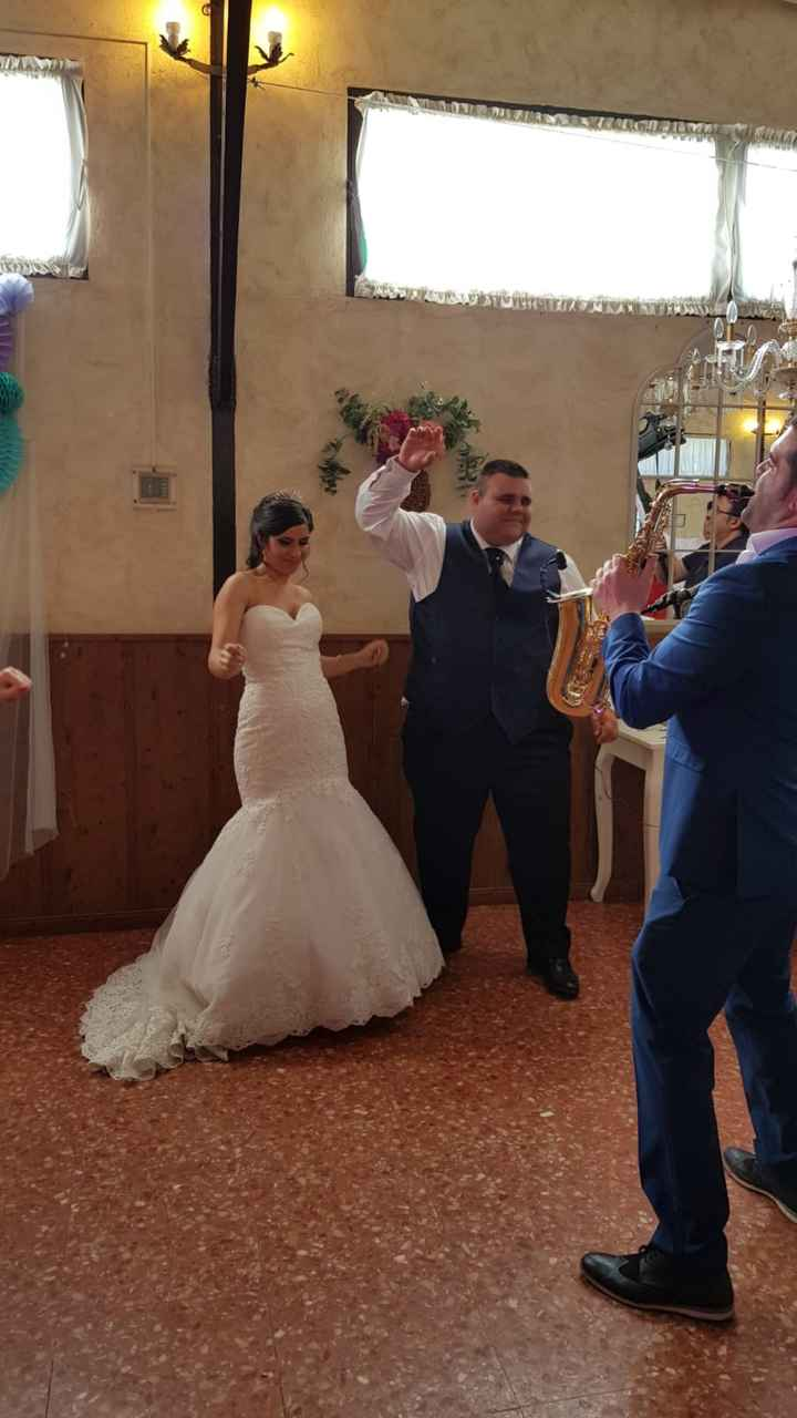 Nuestra gran y esperada boda!!!👰🏽❤️🤵🏽🥂 - 4