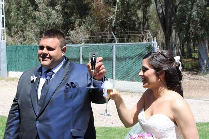 Nuestra gran y esperada boda!!!👰🏽❤️🤵🏽🥂 - 5