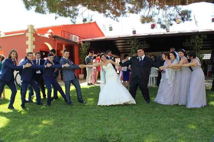 Nuestra gran y esperada boda!!!👰🏽❤️🤵🏽🥂 - 6