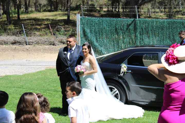 Nuestra gran y esperada boda!!!👰🏽❤️🤵🏽🥂 - 8