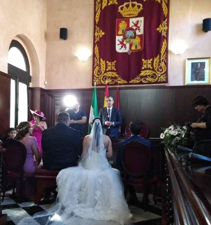 Nuestra gran y esperada boda!!!👰🏽❤️🤵🏽🥂 - 9
