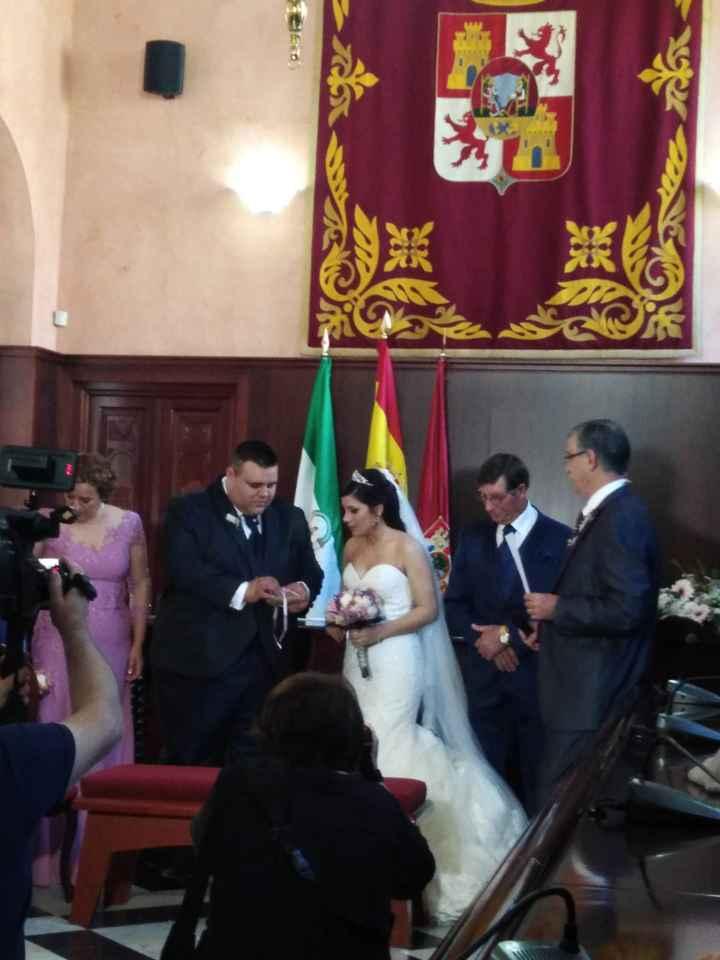 Nuestra gran y esperada boda!!!👰🏽❤️🤵🏽🥂 - 11
