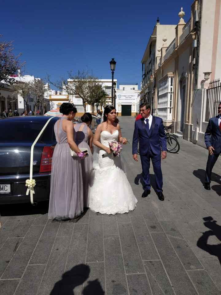 Nuestra gran y esperada boda!!!👰🏽❤️🤵🏽🥂 - 14