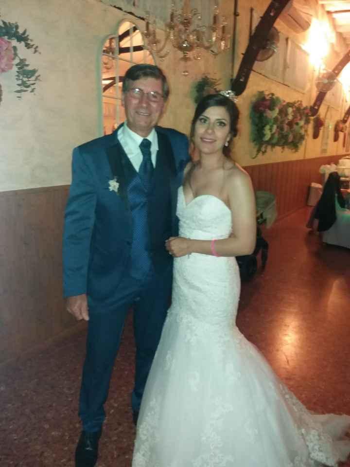 Nuestra gran y esperada boda!!!👰🏽❤️🤵🏽🥂 - 15