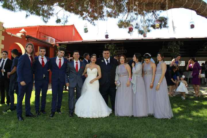 Nuestra gran y esperada boda!!!👰🏽❤️🤵🏽🥂 - 16