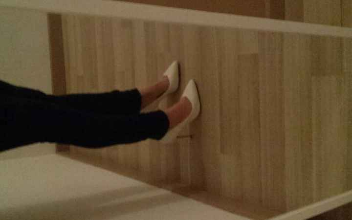 Mis zapatos xfin!!!!! - 7