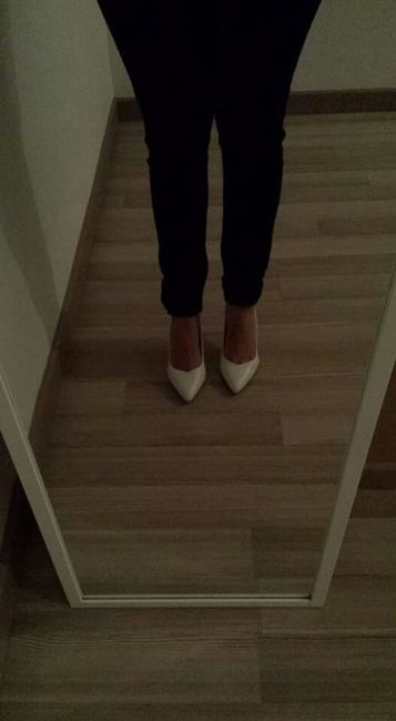 Mis zapatos xfin!!!!! - 1