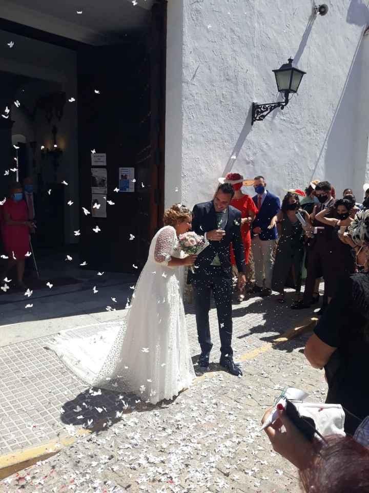 Novios que nos casamos el 5 de Septiembre de 2020 en Sevilla - 1