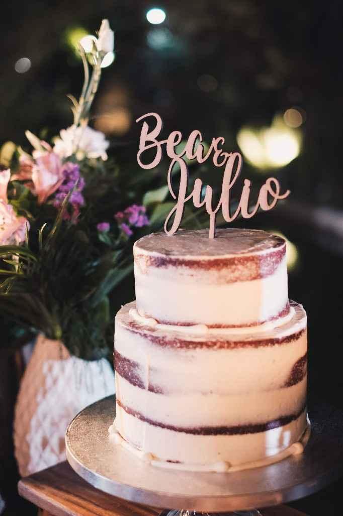 Qué top cake os gusta más? - 1