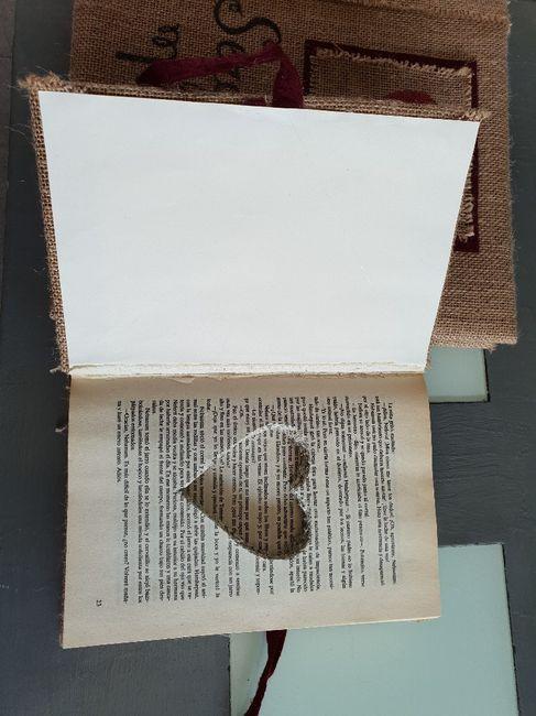 Libro portalianza y libro de firmas 2