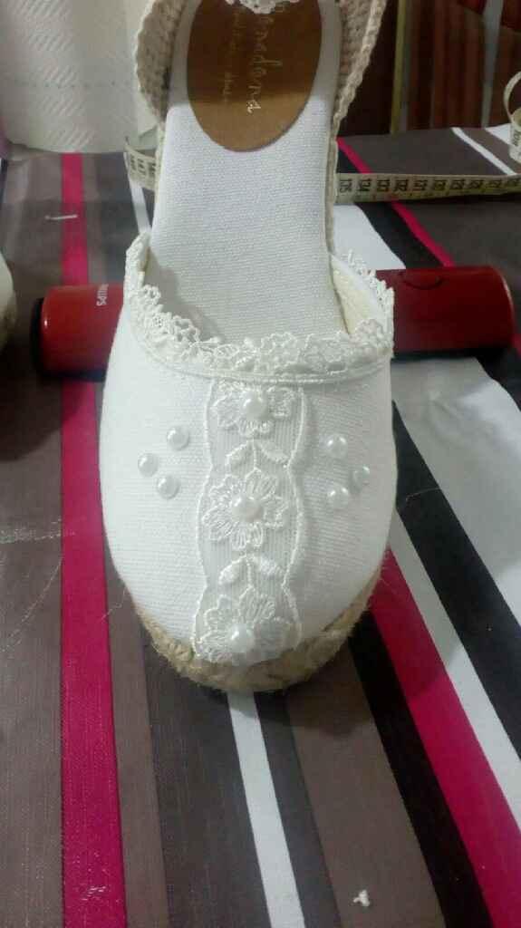 Zapatos esparto - 2