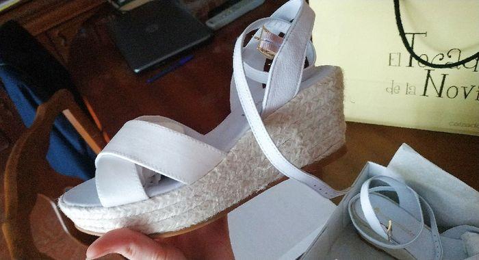 Ya tengo mis zapatos 2
