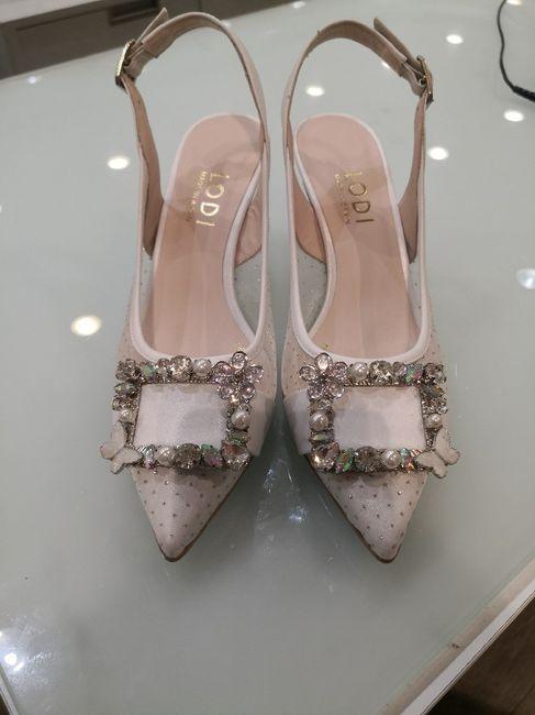 Los zapatos de todas las novias! 3