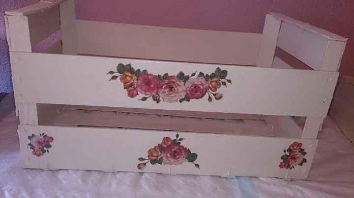 Mis cajas de fruta - 1