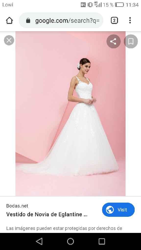 Vestidos novia baratos - 1