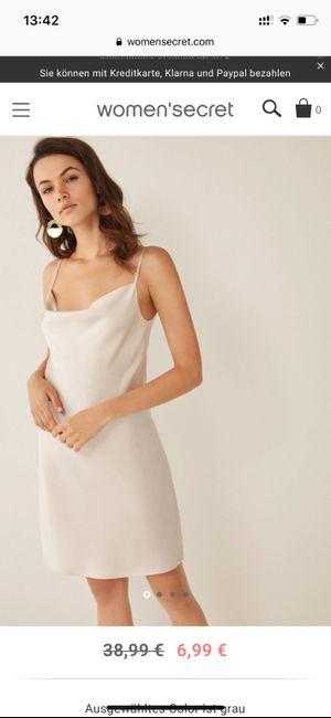 Camisón blanco súper rebajado women secret 1