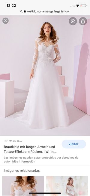 Vestidos boda marzo 2021. 3