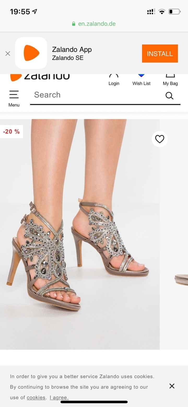 Os atreveríais con estos zapatos? - 1