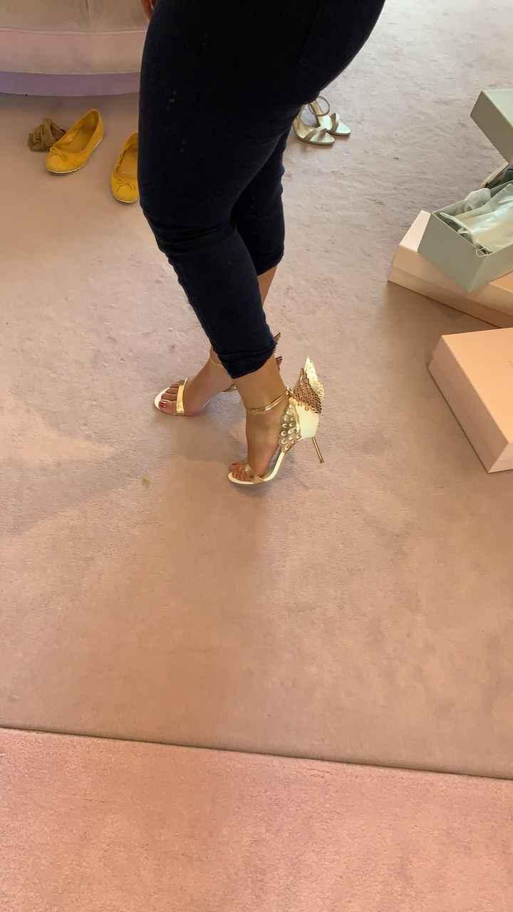 Ya tengo mis zapatos mariposa! 🦋 - 3